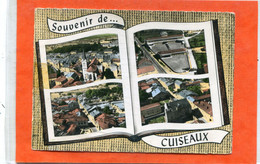 71  .  CUISEAUX   ,  Multivues  . - Other Municipalities