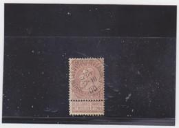 Belgie Nr 61 Bruxelles (Porte De Flandre) - 1893-1900 Thin Beard