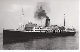ASCANIA, Paquebot    Ex FLORIDA - Steamers