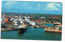 AM-26   CURACAO : Giant Shell Refinery - Curaçao