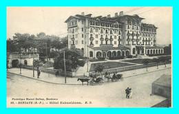 A821 / 091 64 - HENDAYE Hotel Eskualduna - Hendaye