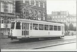 Charleroi - Photo De Tram - Le N°41 (tramway) à Situer, (14 X 9 Cm) - Tram