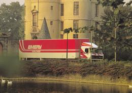 AK61 Road - Emery Lorry In Maastricht - Camion, Tir