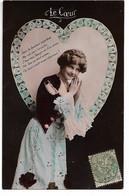 """L330A0794 - Le Coeur - """"Dans Le Bonheur Suprême..."""" - Portrait De Jeune Femme  - PPR - Donne"""