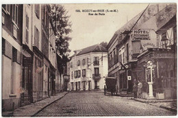 CPA   ROZOY En BRIE   Rue De Paris  N° 692 - Autres Communes