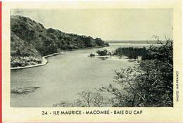 Chromos - Café Maison Deloraine à Béthune (59) & Arras (62) - 34 Ile Maurice - Macombé - Baie Du Cap - Tè & Caffè
