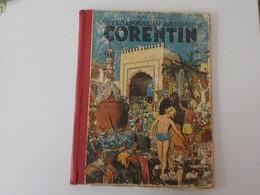 1950 BD  Noir & Blanc Les Extraordinaires Aventures De Corentin Bretagne Paul Cuvelier Edit Lombard Belgique - Unclassified