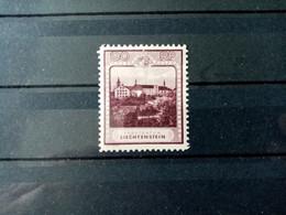 LIECHTENSTEIN. 1936. N°104 NEUF Avec Trace De Charnière . Côte YT 2020 :  100,00 € - Neufs