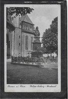 AK 0715  Hanau Am Main - Philipp Ludwig-Denkmal / Feldpsot Um 1940 - Hanau