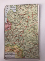 Poland 214 Ostlicher Kriegsschauplatz Eastern Theater Of War Map - Pologne