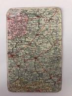 Poland 215 Kriegsschauplatz Theater Of War Map - Pologne