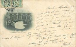 CAMBRIDGE. Pont Des Soupirs 1906. Plublicité Chocolat Louis Sous Le Timbre... - Cambridge