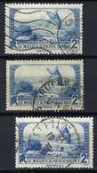 FRANCE 1936: 3 Nuances Du Y&T 311 Obl. - Used Stamps