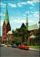 ! Ansichtskarte Malmö, Autos, Cars, VW, Borgward - Voitures De Tourisme