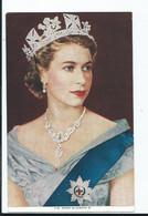 Royalty  H.m. The Queen Elizabeth 11  Unused  Rp Unused - Familles Royales