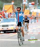 CYCLISME: CYCLISTE : MORENO ARGENTIN - Cycling