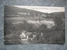 ST MARTIN TERRESSUS - CHEZ SIMON - Other Municipalities