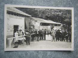 CARTE PHOTO - LIMOGES - KERMESSE DE LA CLEF DES CHAMPS - LE CABARET - Limoges