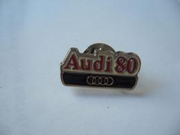 PIN'S PINS PIN PIN's ピンバッジ  AUDI 80 - Audi