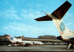 ! Moderne Ansichtskarte  Düsenjet, Boeing, PanAm, Flughafen Berlin Tempelhof - 1946-....: Era Moderna