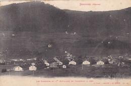 SENONES - Les Casernes Du 1° Bataillon De Chasseurs à Pied - Senones