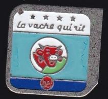70993- Pin's.Fromage La Vache Qui Rit. - Food