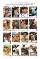 C4096/ Dänemark Rotes Kreuz Marken Rode Kors 1981 - Ohne Zuordnung