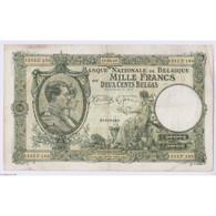 BILLET BELGIQUE 1000 FRANCS 19-01-1940 L'art Des Gents AVIGNON - 1000 Francs & 1000 Francs-200 Belgas