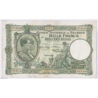 BILLET BELGIQUE 1000 FRANCS 18-10-1941 L'art Des Gents AVIGNON - 1000 Franchi & 1000 Franchi-200 Belgas