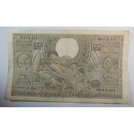 Banque BELGIQUE 100 Francs 20 Belgas 24-09-1938 - 100 Franchi & 100 Franchi-20 Belgas