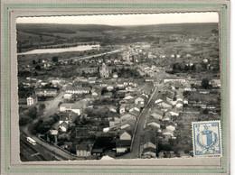 CPSM Dentelée - (54) NEUVES-MAISONS - Vue Aérienne Du Bourg Dans Les Années 50 - Neuves Maisons