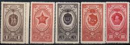 RUSSIE 1952-3 ** - Unused Stamps