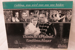 """CD """"Liebling, Ewas Wird Nun Aus Uns Beiden? Deutsche Original-Tonfilmschlager - Musica Di Film"""
