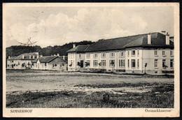 F2222 - Simserhof Artilleriewerks Der Französischen Maginot Linie - Kaserne 1. WK WW - War 1914-18