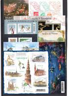 "France - Annee 2012 - Neufs** - 96 Timbres Dont 17 Blocs  + 15 Maxi Mariannes"" Etoile D'Or "" Neufs**  -  Philatelie° PH - 2010-...."