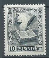 Islande YT N°245 Vieux Manuscrits Neuf/charnière * - Nuovi