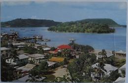 Carte Postale : VANUATU : IRIRIKY Island, Home Of The British Resident Commissioner As Seen From VILA,  Stamp - Vanuatu