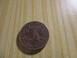 Polynésie Française - 100 Francs 1976.N°2921. - Polinesia Francese