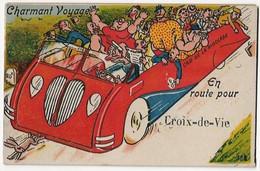 Croix De Vie En Route - Mechanical