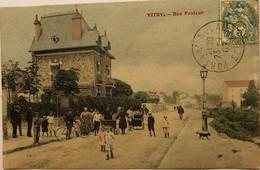 CPA 94– VITRY.—RUE PASTEUR - Vitry Sur Seine