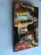 J'AI LU S.F. N° 1038    Le Silmarillion    Tome 2    J. R. R. TOLKIEN    1983 Collection Tbe - J'ai Lu