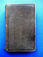 Ancien Carnet Manuscrit XIXème De Chansons  Et Autres... - Manuscripts