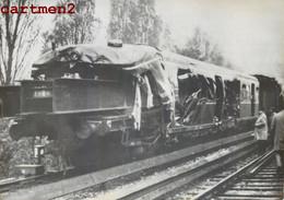 HAMBURG ACCIDENT TRAIN DERAILLEMENT GARE DE BERLINER TOR LOCOMOTIVE ZUG LOKOMOTIVE Zugunglück BAHNHOF CRASH DEUTSCHLAND - Treinen