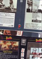 Lot 5 Documents- Jaquettes Videos - Woody Allen Et Diane Keaton - Non Classificati