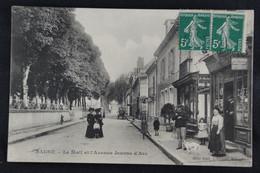 Baugé- Le Mail Et L'Avenue Jeanne D'Arc - Other Municipalities