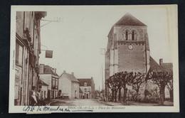 Broc - Place Du Monument - Other Municipalities