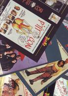 Lot 20 Documents- Jaquettes De Films Comedies Francaises - Unclassified