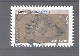 France Autoadhésif Oblitéré N°1960 (Empreintes De Grizzli) (cachet Rond) - Gebruikt