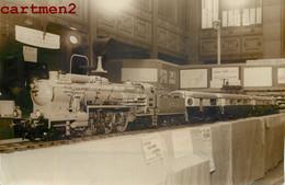 TRAIN PRESIDENTIEL MINIATURE EXPOSITION DU MATERIEL DU CHEMIN DE FER PARIS LOCOMOTIVE PACIFIC JEU JOUET MODELISME  ZUG - Trains