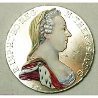 Autriche - Thaller Marie Thérèse 1780 Colorisée (refrappe) - Taler & Doppeltaler